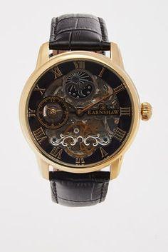 Longitude Watch - Earnshaw - Watches : JackThreads