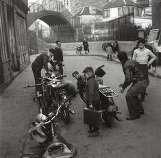 Robert Doisneau 1953 Paris