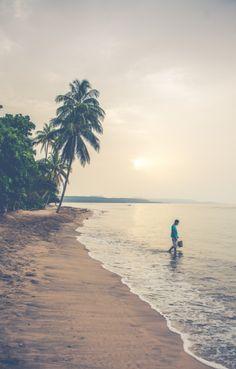 Mangilito Beach, Cuba. To the subject of some serious Instagram envy, take a trip to Mangalito beach.