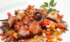 #LaReceta ·  Torta de pulpo | #Gastronomía por @karguinano