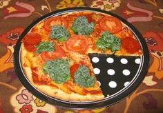 Grain-Free Pizza Crust! (Gluten