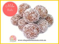 Aqra din ir-riċetta bil-Malti: Blalen tal-karrotti u 'coconut' For some reason or another, sweet balls are always popular. These carrot and coconut balls Coconut Balls, Coconut Cookies, Coconut Truffles, Recipe To Make Chocolate, Biscuits, Freezable Meals, Procedural Writing, Bliss Balls, Christmas Pudding