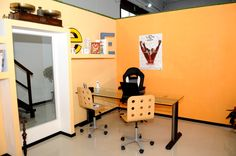 Massimiliano office