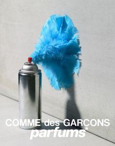 HOMEWORK for COMME DES GARCONS PARFUM