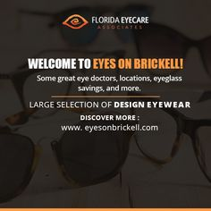 Brickell Miami, Eye Exam, Eyes Problems, Eye Doctor, Sensitive Eyes, Best Positions, Eye Drops, Air Conditioning System, Talking To You