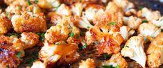 Chilis mézzel pirult karfiolrózsák: egyszerre édes és csípős köret - Receptek | Sóbors Ethnic Recipes, Food, Eten, Meals, Diet