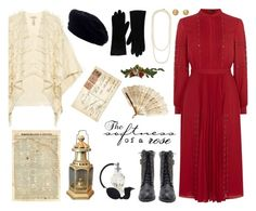 """""""Simply Vintage"""" by hchfashion on Polyvore featuring Karen Millen, Burberry, Yves Saint Laurent, Christian Dior, Chanel and vintage"""