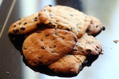 Delicious chocolate cookies : easy to make Recipe on lacuisinedemonica.com
