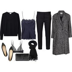 """MINIMAL + CLASSIC: """"Untitled #233"""" by bittealt on Polyvore"""