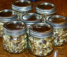~The most abundant crop in our back yard!!ck~        Shelling Black Walnuts- start to finish/ Hickery Holler Farm♥