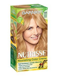 Nourishing Color Creme 83 - Medium Golden Blonde (Cream Soda)
