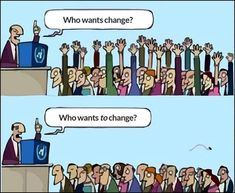 Has the change management concept expired? Is change management an outdated concept? Dead end road for change management? Pictures With Deep Meaning, Beste Comics, Alexander Technique, Meaningful Pictures, Meaningful Paintings, Meaningful Drawings, Meaningful Life, Time For Change, Lead Change