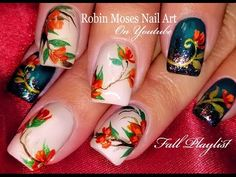 1718 Best Robin Moses Nail Art Videos Images On Pinterest In 2018
