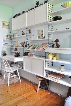 Nisse Strinning Kid Room Decor, Interior Design Living Room, Home, Bedroom Inspirations, Furniture, Interior, Home Office, Room, Home Deco