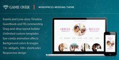 7 Lovely Bridesmaids WordPress Themes | CodeKnows