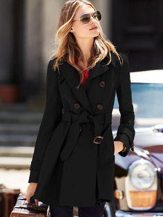 The Wool Trench Coat | Victoria's Secret