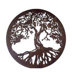 Quadro A Árvore Da Vida