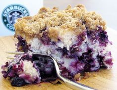 INGREDIENTS: 2 c. flour 1 c. sugar 1 c. milk 1/3 c. butter, softened 1 egg 1 T. baking powder 1 t. salt 1 ½ c. blueberries (I used frozen; thawed slightly) How to make it Beat all ingredients, except blueberries, in a large bowl
