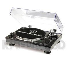 Audio-Technika AT-LP120 USB HC (czarny) - Dobra cena, Opinie w Sklepie RTV EURO AGD
