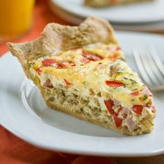 quiches on Pinterest | Quiche, Recipe Search and Vegetarian Quiche