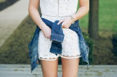 Rompers are recommended when dressing for perfect summer style