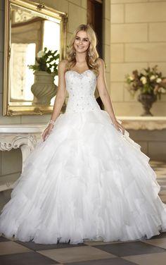 Wedding Dress | Beautiful Wedding Dress | Stella York #SoStella #weddingdress