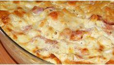 Το φαγητό της τεμπέλας! Ετοιμάστε ένα νόστιμο, γευστικό και γρήγορο φαγάκι για όλη την οικογένεια χωρίς πολύ κόπο. Greek Recipes, Real Food Recipes, Cooking Recipes, Yummy Food, Baked Pasta Dishes, The Kitchen Food Network, Oven Chicken Recipes, Greek Dishes, How To Cook Pasta