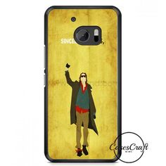 The Breakfast Club Sincerely Yours HTC One M10 Case