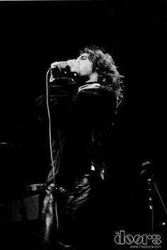 He Was A Great & Talented Musician~~  ~Jim Morrison~