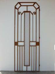 Risultati immagini per anciennes grilles portes fer forgé wrought iron artwork…