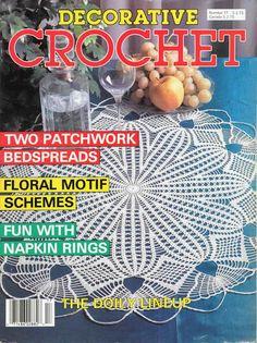 Decorative Crochet Magazines 12 - claudia - Álbuns da web do Picasa