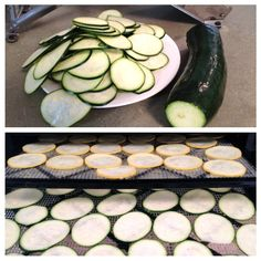 How to Dehydrate Zucchini and Summer Squash (Chips and Shredded)