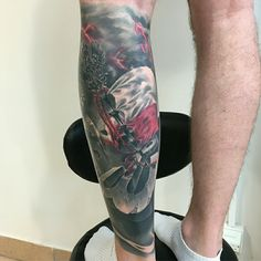 Cover Tattoo, I Tattoo, Great Tattoos, Sleeve Tattoos, Polish, Military Tattoos, Tattoo Art, Projects, Tattoo Sleeves