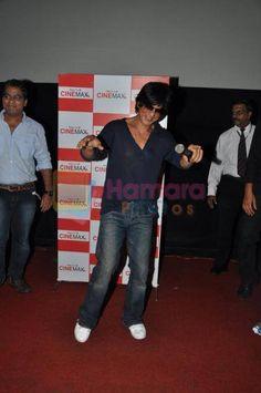 SRK at Versova Cinemax theater.