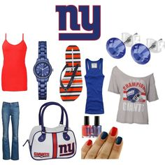 Outfit- NY Giants (teriessa-culpepper)
