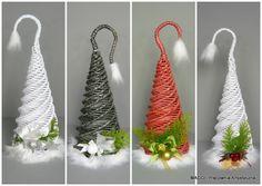 Christmas Items, Christmas Crafts, Christmas Decorations, Christmas Ornaments, Holiday Decor, Sun Paper, Diy And Crafts, Arts And Crafts, Paper Weaving