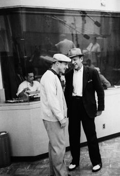 Gene Kelly (1912-1996) & Fred Astaire (1899-1987)