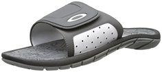 Oakley Men's Supercoil Slide Sandal - http://shoes.goshopinterest.com/mens/sandals-mens/oakley-mens-supercoil-slide-sandal/