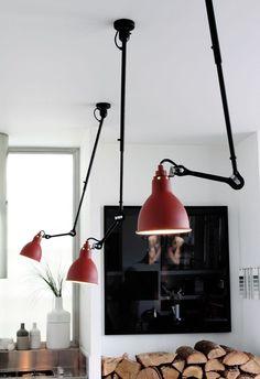 Top Directed Ceiling Pendant Lights: Le Lampe Gras, Unfold, Tom Dixon & 6 More