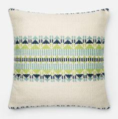 Woolley Indoor/Outdoor Throw Pillow