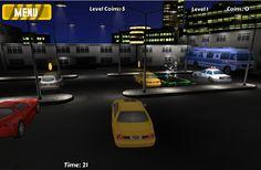 Juego Airport Taxi Parking Estaciona un taxi en el estacionamiento del Aeropuerto.  ► http://www.ispajuegos.com/jugar8467-Airport-Taxi-Parking.html