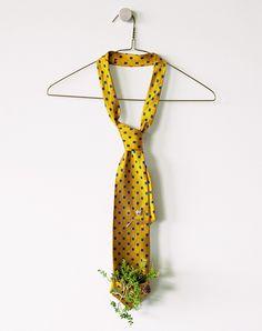 Menswear-Inspired Vertical Gardens