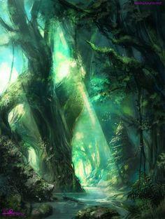 the jungle by RYOxKJ.deviantart.com on @deviantART