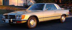 1973 Mercedes 450 SLC