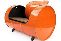 Oil Drum Furniture