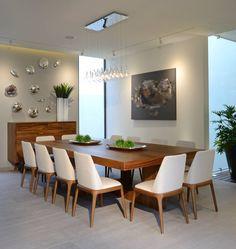 Living Room Decor, Bedroom Decor, Esstisch Design, Dinner Room, Dining Table Design, Dining Chairs, Dining Room Inspiration, Decor Interior Design, Modern Interior
