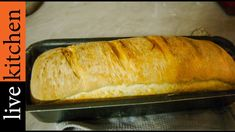 Bread And Pastries, Sweets Recipes, Greek Recipes, Kitchen Living, Food And Drink, Baking, Breads, Youtube, English