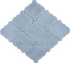 Colonial Shaped Moroccan Tile