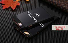 シャネル iphone7 高級ケース 男女通用 ブラント アイフォン 7/6s PLUS ハードカバー マット素材 耐衝撃放熱効果