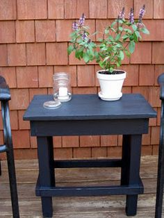 Fabulous Outdoor Table